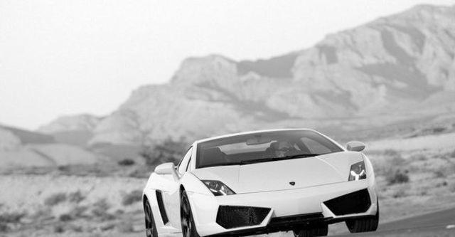 2009 Lamborghini Gallardo LP560-4  第6張相片