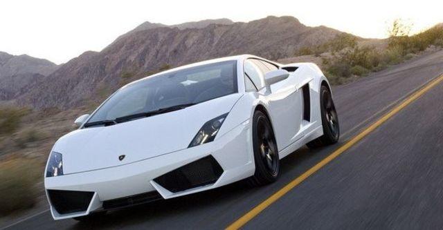 2009 Lamborghini Gallardo LP560-4  第9張相片