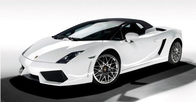 2009 Lamborghini Gallardo LP560-4 Spyder  第2張相片