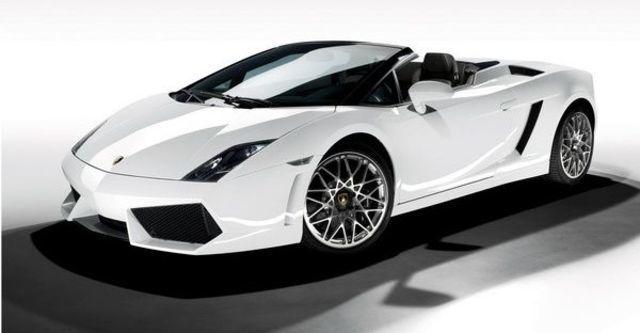 2009 Lamborghini Gallardo LP560-4 Spyder  第3張相片