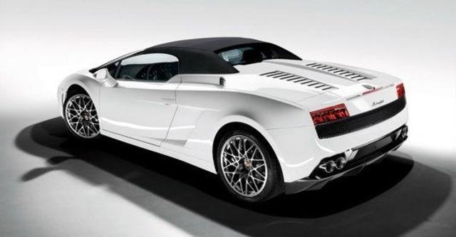 2009 Lamborghini Gallardo LP560-4 Spyder  第4張相片