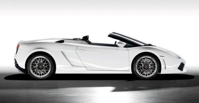 2009 Lamborghini Gallardo LP560-4 Spyder  第5張相片