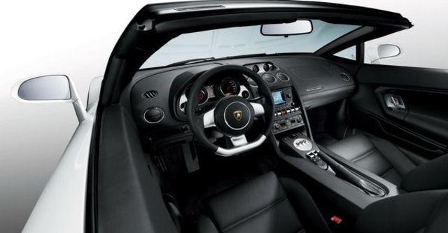 2009 Lamborghini Gallardo LP560-4 Spyder  第8張相片