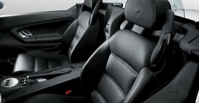 2009 Lamborghini Gallardo LP560-4 Spyder  第9張相片