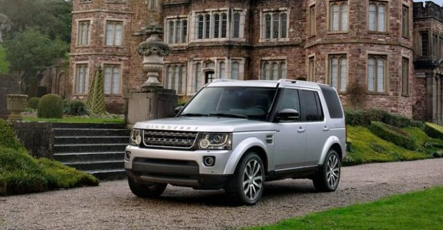 2015 Land Rover Discovery 3.0 SCV6 HSE  第1張相片