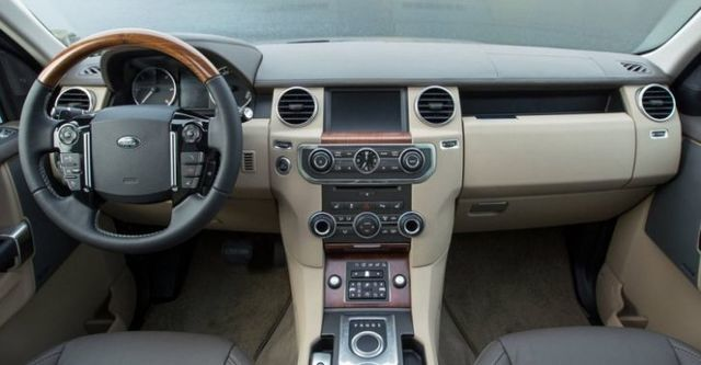 2015 Land Rover Discovery 3.0 SCV6 HSE  第8張相片