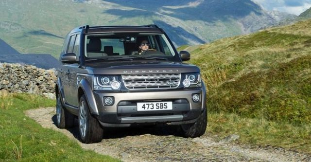 2015 Land Rover Discovery 3.0 SDV6 HSE  第1張相片
