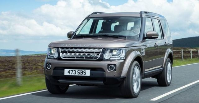 2015 Land Rover Discovery 3.0 SDV6 HSE  第2張相片