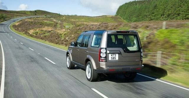 2015 Land Rover Discovery 3.0 SDV6 HSE  第3張相片