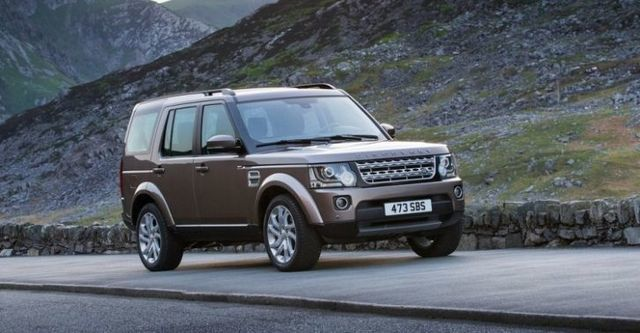 2015 Land Rover Discovery 3.0 SDV6 HSE  第5張相片