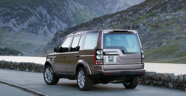 2015 Land Rover Discovery 3.0 SDV6 HSE  第6張相片