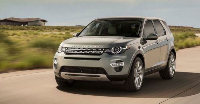 2015 Land Rover Discovery Sport 2.0i SE  第3張相片