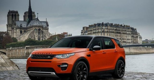 2015 Land Rover Discovery Sport 2.2D SE  第1張相片