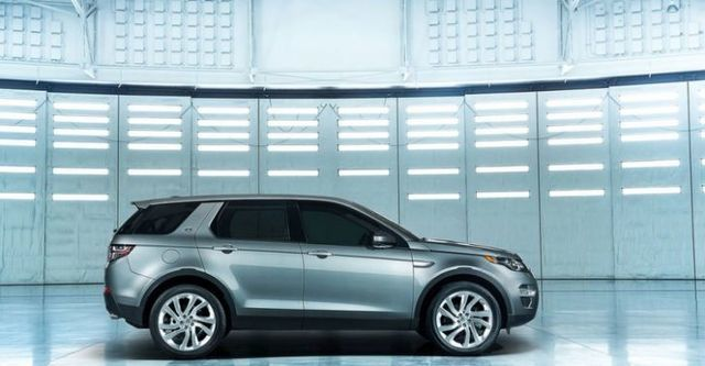 2015 Land Rover Discovery Sport 2.2D SE  第2張相片