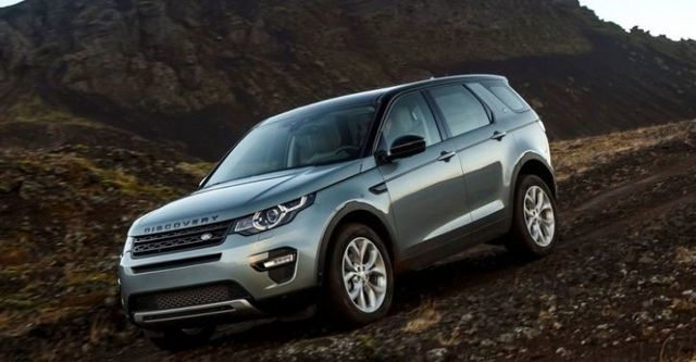 2015 Land Rover Discovery Sport 2.2D SE  第3張相片