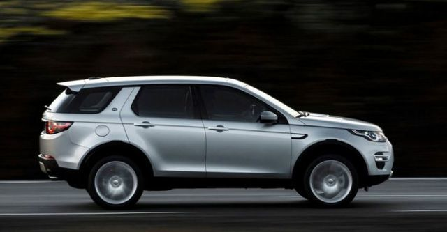 2015 Land Rover Discovery Sport 2.2D SE  第5張相片