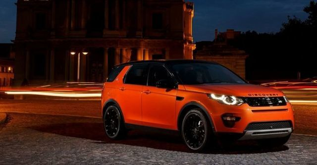 2015 Land Rover Discovery Sport 2.2D SE  第6張相片