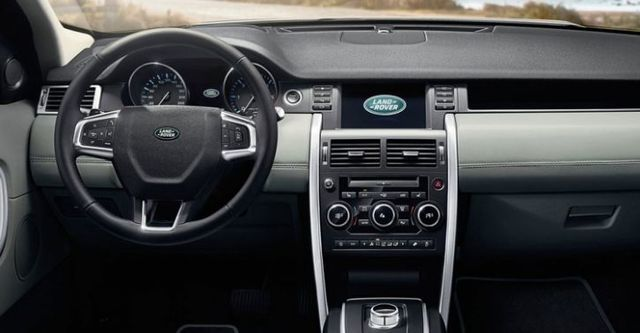 2015 Land Rover Discovery Sport 2.2D SE  第9張相片