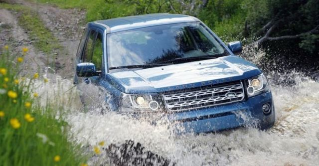 2015 Land Rover Freelander 2 Si4 HSE  第2張相片