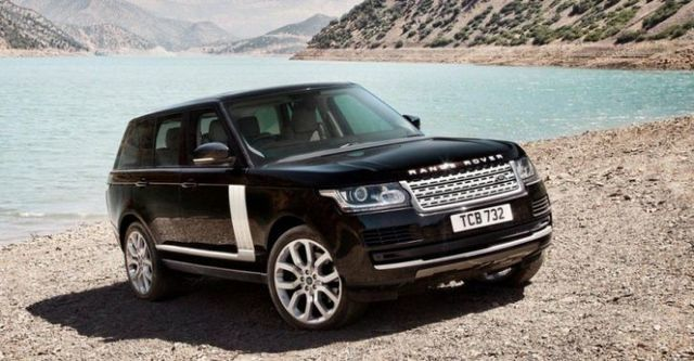 2015 Land Rover Range Rover 5.0 V8 SC Autobiography  第1張相片