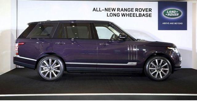 2015 Land Rover Range Rover 5.0 V8 SC Autobiography Black LWB  第2張相片