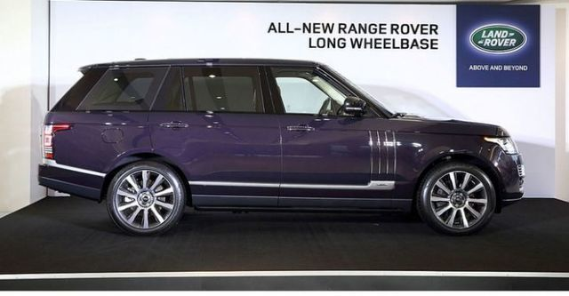 2015 Land Rover Range Rover 5.0 V8 SC Autobiography LWB  第2張相片