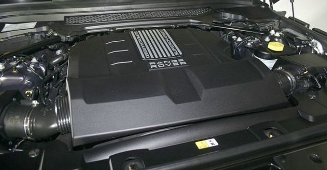 2015 Land Rover Range Rover 5.0 V8 SC Autobiography LWB  第8張相片