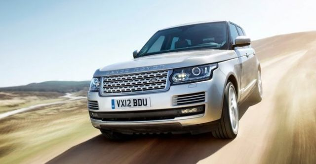 2015 Land Rover Range Rover 5.0 V8 SC Vogue SE  第1張相片