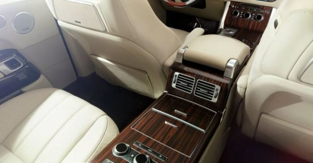 2015 Land Rover Range Rover 5.0 V8 SC Vogue SE  第8張相片