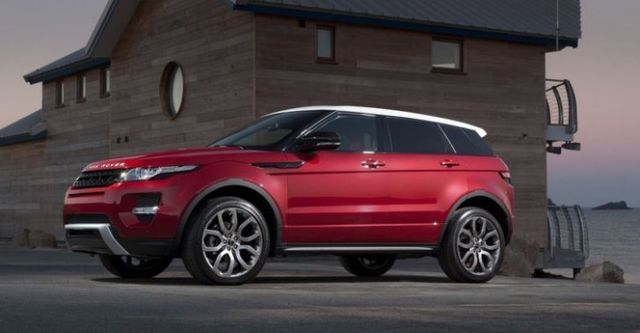 2015 Land Rover Range Rover Evoque 5D Si4 Dynamic+  第3張相片