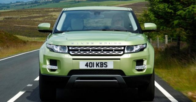2015 Land Rover Range Rover Evoque 5D Si4 Pure  第1張相片