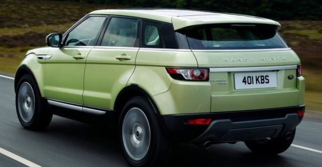 2015 Land Rover Range Rover Evoque 5D TD4 Pure  第6張相片