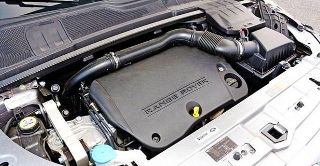 2015 Land Rover Range Rover Evoque 5D TD4 Pure  第7張相片