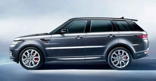 2015 Land Rover Range Rover Sport 3.0 SDV6 Hybrid HSE  第1張相片