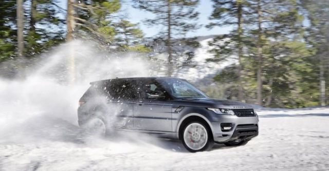 2015 Land Rover Range Rover Sport 3.0 SDV6 Hybrid HSE  第2張相片