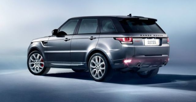 2015 Land Rover Range Rover Sport 3.0 SDV6 Hybrid HSE  第4張相片