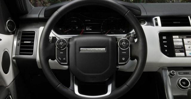 2015 Land Rover Range Rover Sport 3.0 SDV6 Hybrid HSE  第6張相片