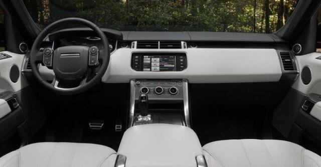 2015 Land Rover Range Rover Sport 3.0 V6 SC HSE Dynamic  第6張相片