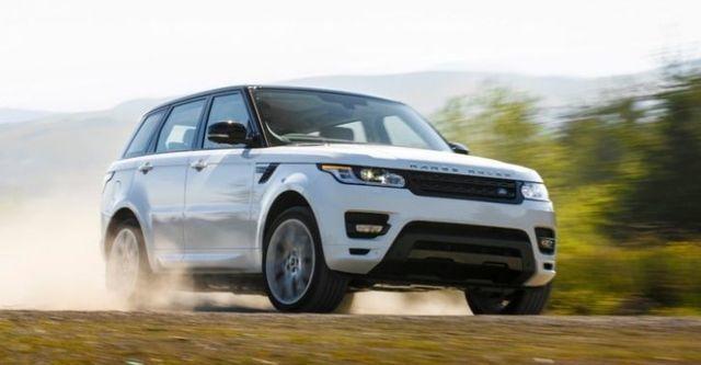 2015 Land Rover Range Rover Sport 3.0 V6 SC SE  第1張相片