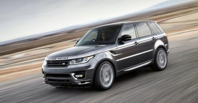 2015 Land Rover Range Rover Sport 5.0 V8 SC Autobiography Dynamic  第1張相片
