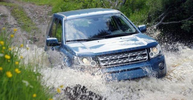 2014 Land Rover Freelander 2 Si4 HSE  第2張相片