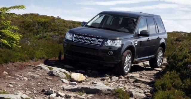 2014 Land Rover Freelander 2 Si4 HSE  第5張相片