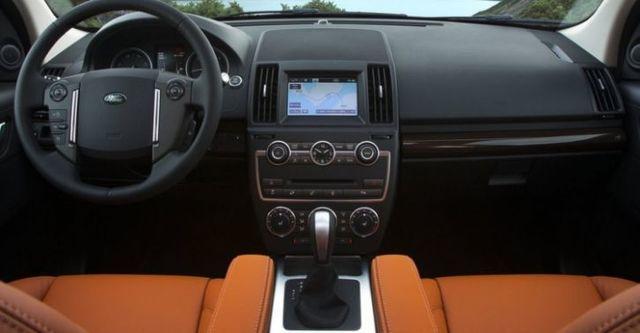 2014 Land Rover Freelander 2 Si4 HSE  第8張相片