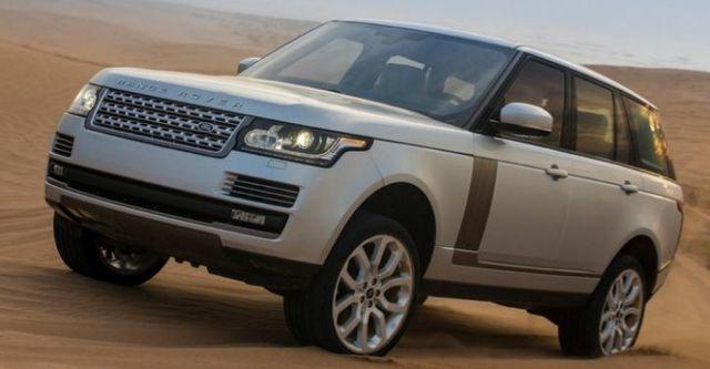 2014 Land Rover Range Rover 3.0 TDV6 Vogue  第1張相片