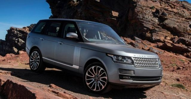 2014 Land Rover Range Rover 3.0 V6 SC Vogue  第1張相片