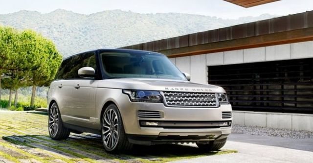 2014 Land Rover Range Rover 3.0 V6 SC Vogue  第3張相片