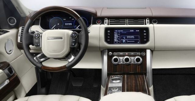 2014 Land Rover Range Rover 3.0 V6 SC Vogue  第6張相片