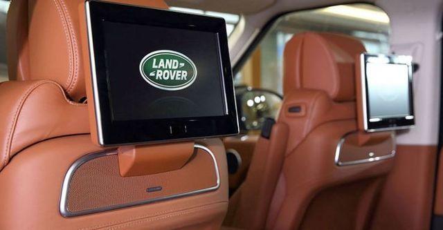 2014 Land Rover Range Rover 5.0 V8 SC Autobiography Black LWB  第5張相片