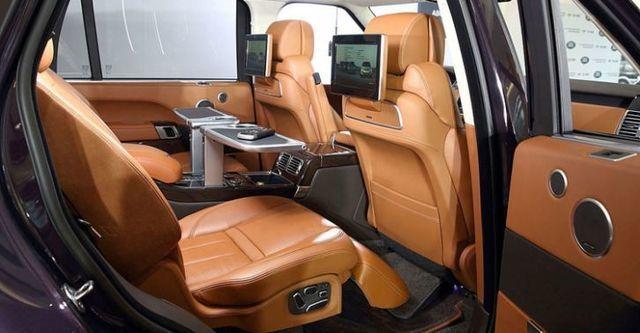 2014 Land Rover Range Rover 5.0 V8 SC Autobiography Black LWB  第9張相片