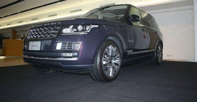 2014 Land Rover Range Rover 5.0 V8 SC Autobiography LWB  第1張相片